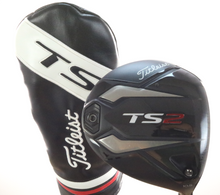 2019 Titleist TS2 Driver 10.5 Degrees Kuro Kage Regular Flex Headcover 56880A