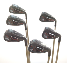 2019 Callaway Big Bertha Iron Set 5-P Graphite Recoil ESX F2 Senior Flex 57001A