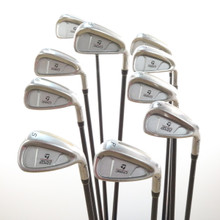 TaylorMade 360 3-P,A,S Iron Set Graphite R-80 Regular Flex Right-Handed 57005A