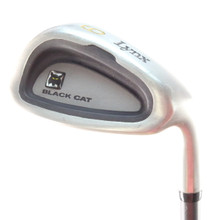 Lynx Black Cat Individual 9 Iron Graphite Flare Stiff Right-Handed 56837D