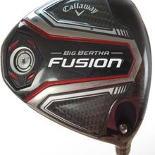 Callaway Big Bertha Fusion Driver 10.5 Degrees Recoil ES F3 Regular Flex 57006A