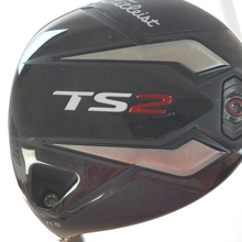 2019 Titleist TS2 Driver 11.5 Degrees Even Flow Regular Flex Left-Handed 57029A