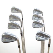 Adams IDEA CMB Iron Set 4-P,G Steel Shaft True Temper Stiff Flex 56939G