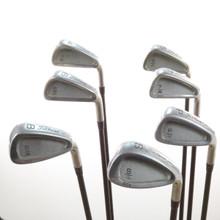 Titleist DCI Iron Set Graphite Shaft Stiff Flex Right-Handed 56940G