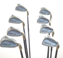 Lady Cobra II Oversize Iron Set 4-P,S Graphite Ladies Flex Right-Handed 57046A