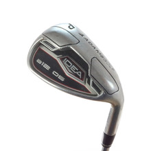 Adams IDEA a12 OS P Pitching Wedge Steel Shaft Regular Flex 56945G