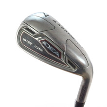 Adams IDEA a12 OS Individual 7 Iron Steel Shaft Regular Flex 56947G