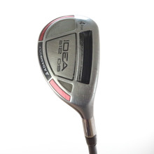 Adams IDEA a12 OS 4 Iron Hybrid Graphite Shaft Regular Flex 56957G