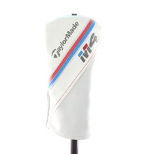 2018 Taylormade M4 Fairway Wood Cover Headcover Only White HC-1836D