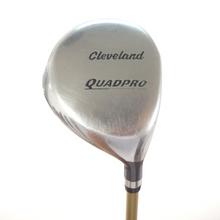 Tour Issue Cleveland Quadpro 3 Fairway Wood 15 Deg HM-40 X-Stiff Flex 57077A