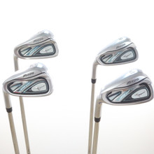 Mizuno JPX 800 Iron Set 7-P Steel Dynalite Gold XP R300 Regular LH Flex 57114A