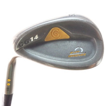 Cleveland CG14 Black Pearl Wedge 52 Deg 52.10 Steel Traction Left-Handed 56851D