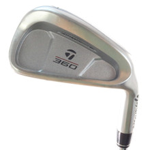 TaylorMade 360 Individual 7 Iron Steel Shaft R-80 Regular Right-Handed 56856D