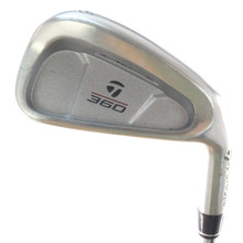 TaylorMade 360 Individual 6 Iron Steel Shaft R-80 Regular Right-Handed 56857D