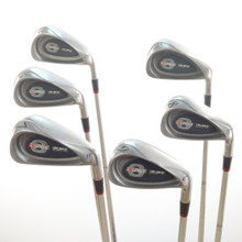Orlimar HipSteel Iron Set Steel Shaft Dynamic Gold Stiff Flex 57211G