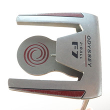 Odyssey 2-Ball F7 Putter 35 Inches Steel Shaft Right-Handed 57218G