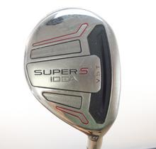 Adams Idea Super S Hybrid 4H 22 Deg Graphite Shaft A Senior Flex 57222G