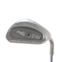 Ping EYE2 S Sand Wedge Black Dot Steel Shaft Stiff Flex Right-Handed 57325D