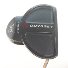 Odyssey DFX 2-Ball Putter 35 Inches Steel Right-Handed 57249G