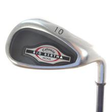 Callaway Golf Big Bertha Individual 10 Iron Graphite Senior Right-Handed 57349D