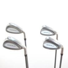 TaylorMade Miscela Iron Set 7-P Graphite Shaft Women's Ladies Flex 57170A