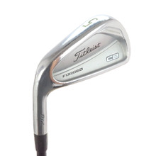 Titleist CB Forged 716 Individual 5 Iron KBS Tour Stiff Flex Left-Handed 57174A