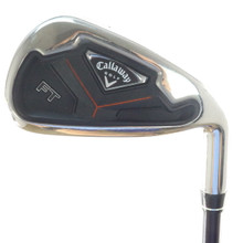 Callaway FT Individual 7 Iron Graphite Shaft Senior Flex 75g Right-Handed 57364D