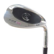 Cleveland 588 RS W-Series Recover Sole Lob Wedge 60 Degrees Graphite 59g 57368D