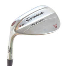 TaylorMade Milled Grind Chrome Wedge 50 Degree SB 09 X-Stiff Left-Handed 57370D