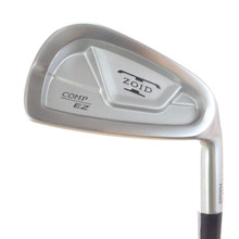 Mizuno T-Zoid Comp EZ Forged Individual 6 Iron Steel Regular Right-Handed 57379D