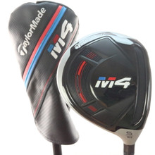 2018 TaylorMade M4 5 Fairway Wood 18 Deg ATMOS Stiff Flex 57423G