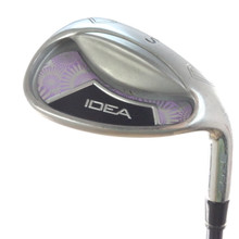 Adams IDEA a7OS Sand Wedge Grafalloy Women's Ladies 50gm Right-Handed 57380D