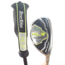 Tour Edge Hot Launch HL3 4 Hybrid 22 Degrees Graphite Senior Headcover 57530A
