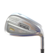 Adams Idea CMB Forged P Pitching Wedge Steel KBS C-Taper 120 Stiff Flex 57400D