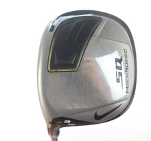 Nike SQ MachSpeed Fairway 3 Wood 15 Degrees Axivcore Stiff Flex LH 57541A