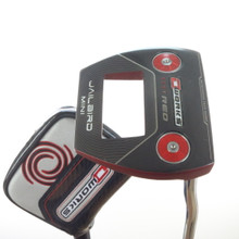 Odyssey O Works Red Jailbird Mini Putter 34 Inches Headcover 57443G