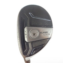 Adams IDEA Super LS XTD Hybrid 19 Deg Kuro Kage Regular Flex Left-Handed 57543A