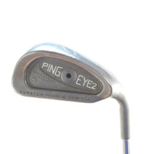 Ping EYE 2 Plus Individual 2 Iron Black Dot Steel Stiff Flex Right-Handed 57407D