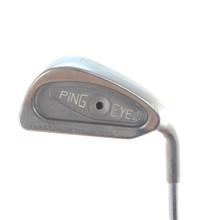 Ping EYE 2 Individual 2 Iron Black Dot Steel Shaft Stiff Right-Handed 57409D