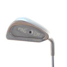 Ping EYE 2 Individual 2 Iron Black Dot Steel Shaft Stiff Right-Handed 57409D