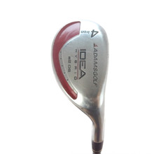 Adams IDEA a2OS 4 Hybrid-Iron ProLaunch Graphite Regular Flex 57457G
