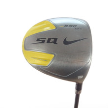 Nike SQ 460 Driver 10.5 Degrees Graphite Stiff Flex Right-Handed 57462G