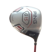 PING G15 Driver 13.5 Degrees TFC 149D Graphite Ladies Flex 57463G