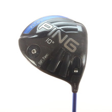 PING G30 SF Tec Driver 10 Degrees TFC 419 Senior Flex Right-Handed 57465G