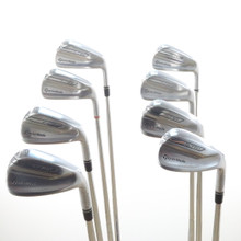 2018 TaylorMade P790 Iron Set 4-P,A Steel Dynamic Gold 105 Stiff Flex 57584A