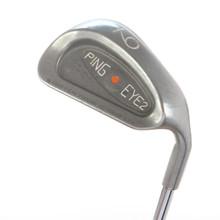 Ping EYE2 Plus Individual 9 Iron Orange Dot Steel Shaft Stiff Flex 57483G
