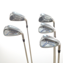 Adams IDEA A7OS 6-P Iron Set True Temper Perfomance Regular Flex 57586A