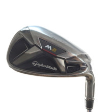 2016 TaylorMade M2 A U G Gap Wedge REAX 88 Steel Regular Right-Handed 57636D