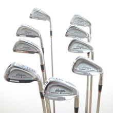 Ben Hogan Edge Iron Set 3-E,S Apex #3 Steel Regular Flex Right-Handed 57782A