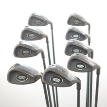 Callaway Great Big Bertha Iron Set 4-P,A,L Ladies Graphite Right-Handed 57499G